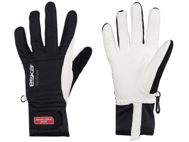 ESKA Pulse PL WST Mid Handschuhe schwarz